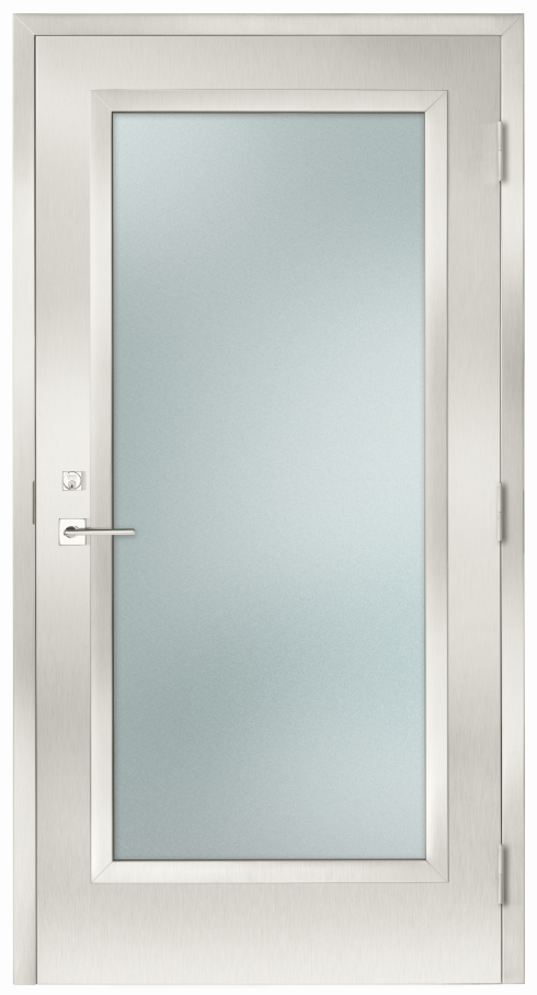 Stainless Steel Security Doors And Frames