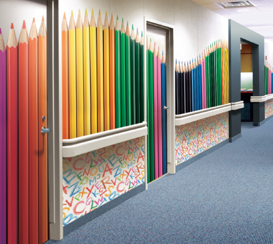 Construction Specialties Wall Protection